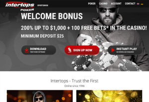 Intertops Poker Room Review