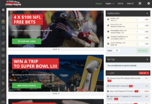 Intertops Sportsbook Review
