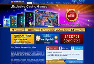 Win A Day Casino Review